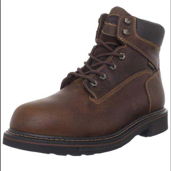 13a5dcc88e1 Wolverine men's boots NWT